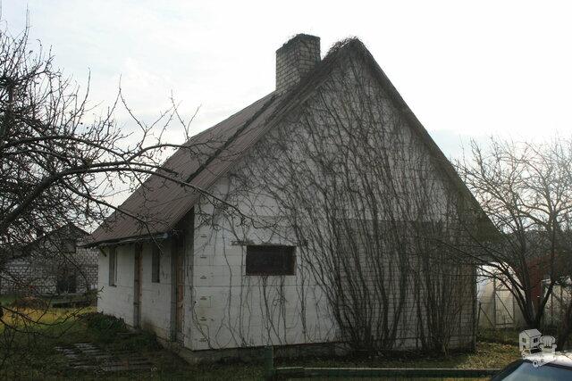 Gyvenamasis namas Klaipėdos r. sav., Dercekliuose, Žemuogių g.