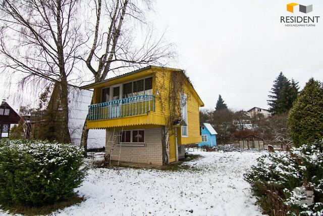 Sodo namas Vilniaus r. sav., Rastinėnuose