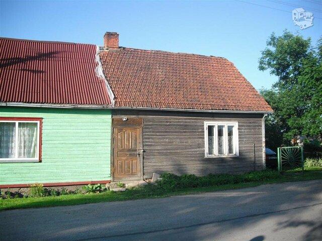 Gyvenamojo namo dalis Kėdainių r. sav., Josvainiuose