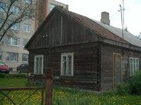Gyvenamasis namas Marijampolės sav., Marijampolėje, P. Vaičaičio g.