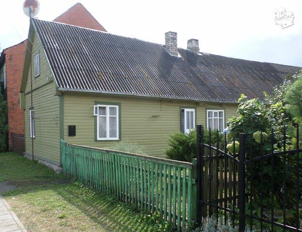 Gyvenamasis namas Kauno r. sav., Čekiškėje