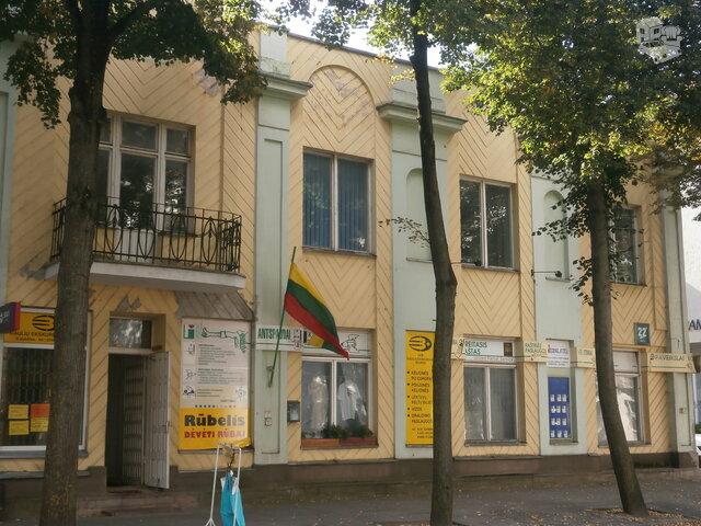 Parduodamos Kitos patalpos Šiauliuose, Centre, Varpo g.