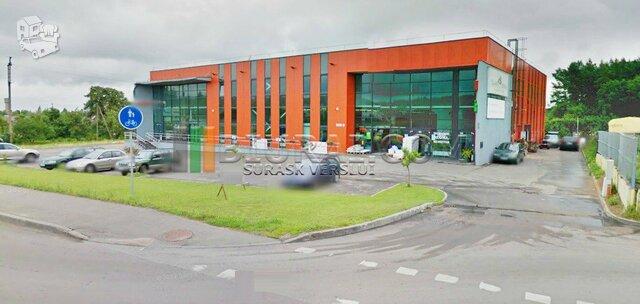 Administracinės/biuro Patalpų nuoma Vilniuje, Santariškėse, Molėtų pl.