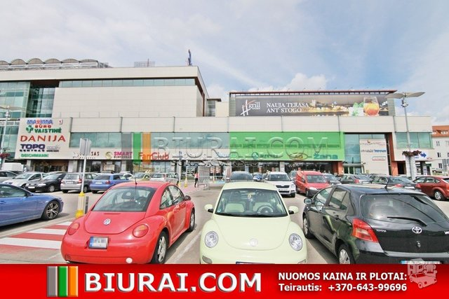 Kitos Patalpų nuoma Vilniuje, Centre, Konstitucijos pr.