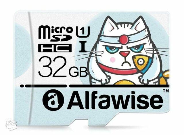 Alfawise 32GB Micro SD Class 10 UHS-1