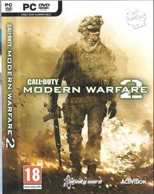 Call of Duty MW2 + STEAM žaidimas