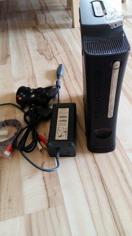 Xbox 360 Jasper, 20 gb, atrištas LT3.0 su GTA5