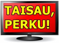 Plazminius, LCD, LED ir CRT
